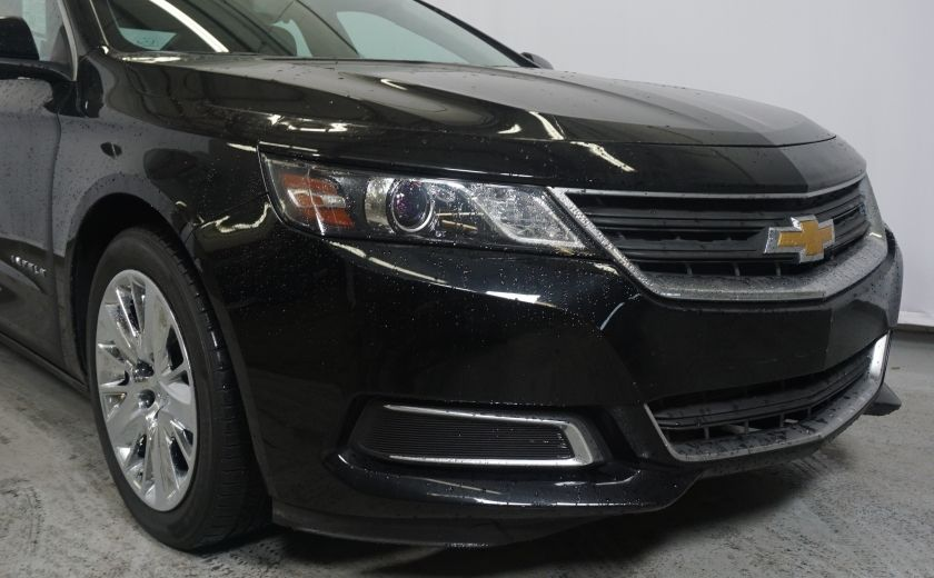 2014 Chevrolet Impala LS #7