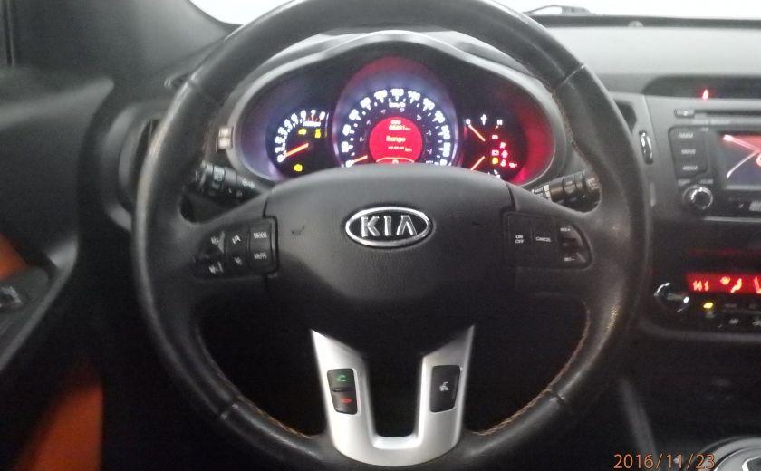2012 Kia Sportage SX #14