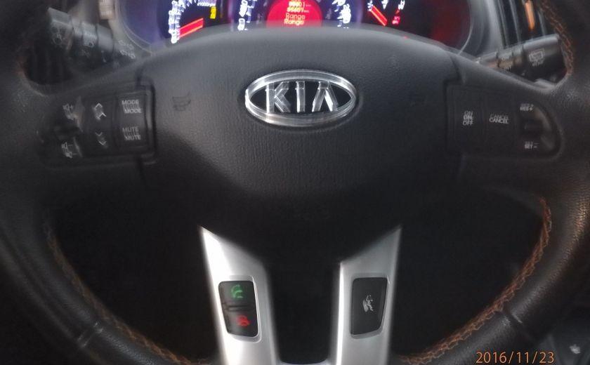 2012 Kia Sportage SX #20