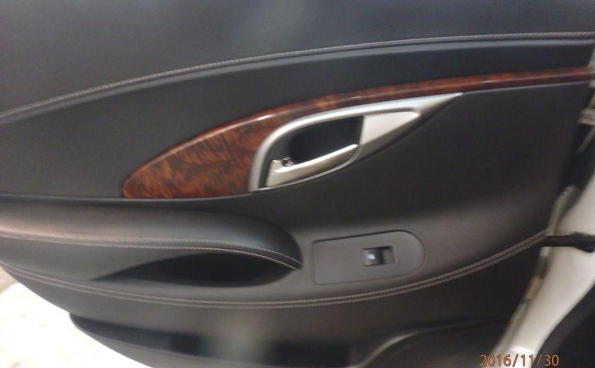 2011 Buick Lacrosse CXL #21
