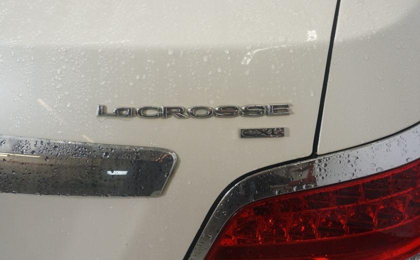 2011 Buick Lacrosse CXL #4