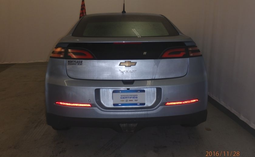 2014 Chevrolet Volt 5dr HB #2