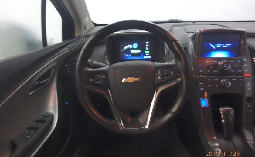 2014 Chevrolet Volt 5dr HB #11