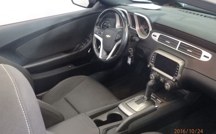 2013 Chevrolet Camaro 1LT #6