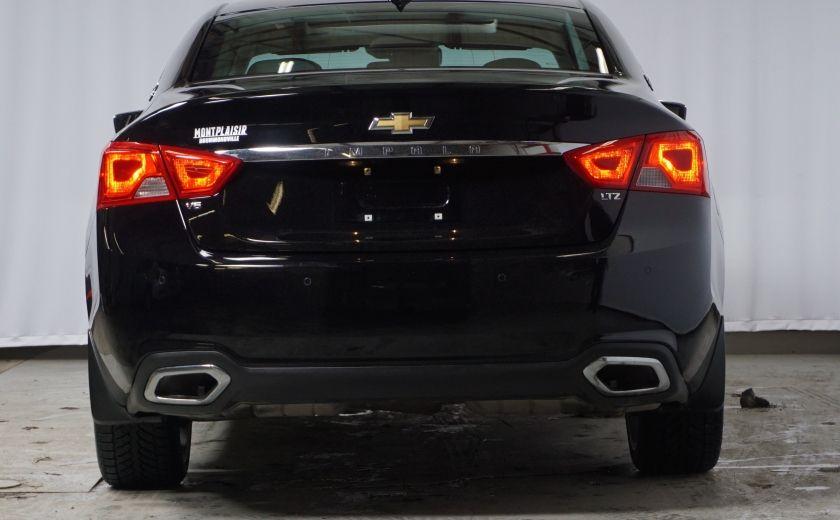 2015 Chevrolet Impala LTZ #9
