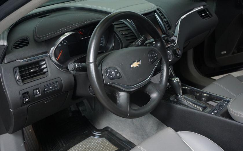 2015 Chevrolet Impala LTZ #17