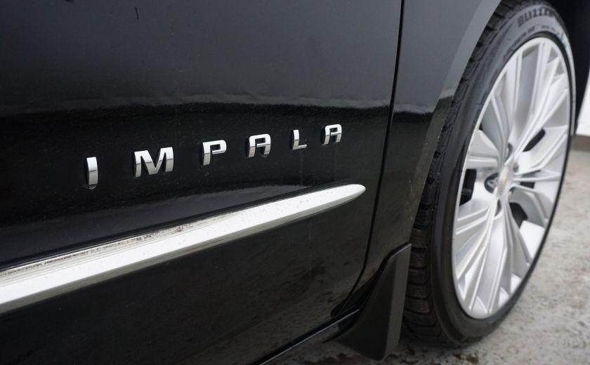 2015 Chevrolet Impala LTZ #37