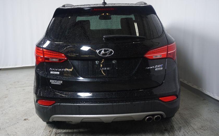 2014 Hyundai Santa Fe SE #2