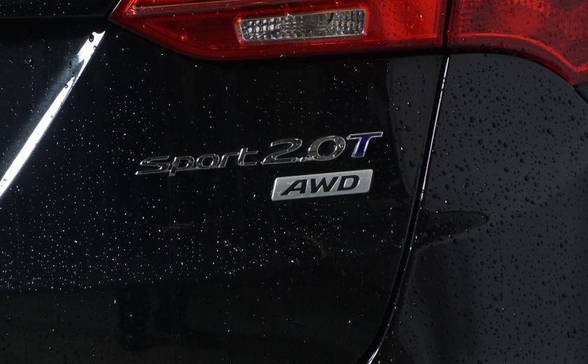 2014 Hyundai Santa Fe SE #4