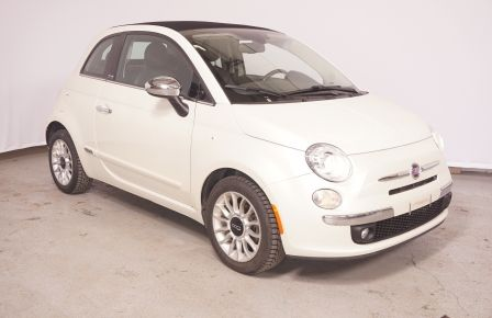 2012 Fiat 500 Lounge in Lévis