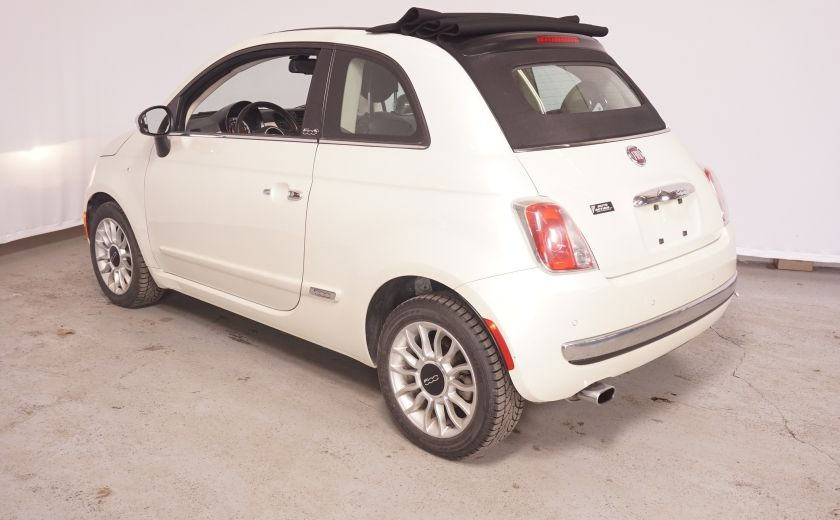 2012 Fiat 500 Lounge #1
