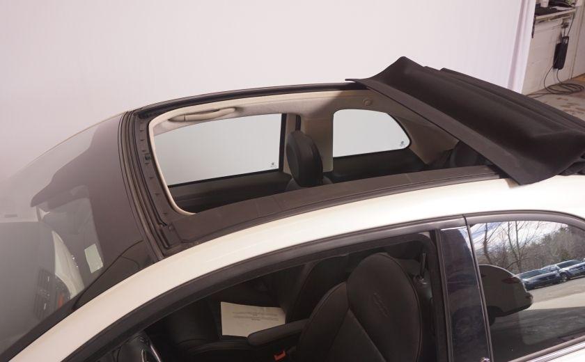 2012 Fiat 500 Lounge #7
