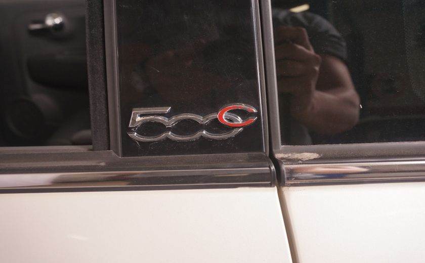 2012 Fiat 500 Lounge #8