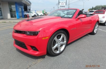 2015 Chevrolet Camaro SS in Victoriaville