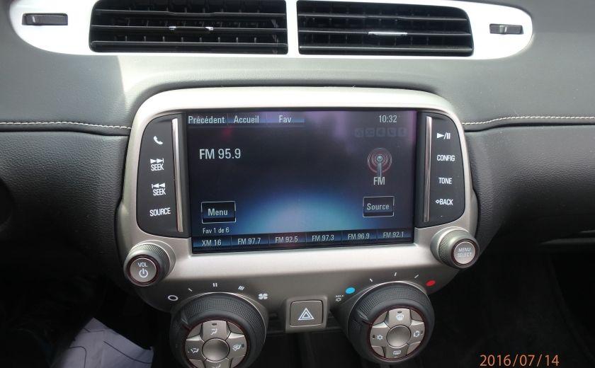 2015 Chevrolet Camaro SS #4