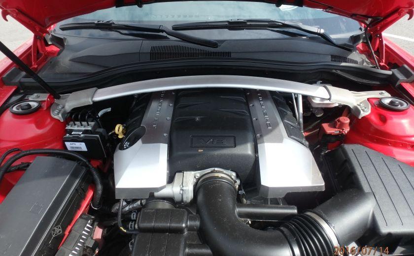 2015 Chevrolet Camaro SS #8