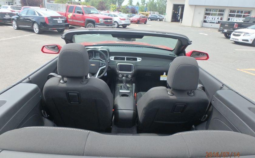 2015 Chevrolet Camaro SS #13