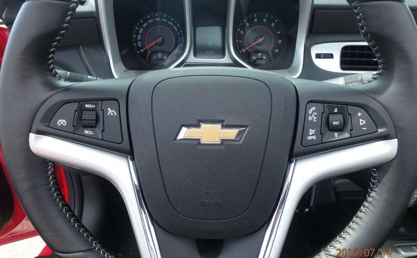 2015 Chevrolet Camaro SS #14