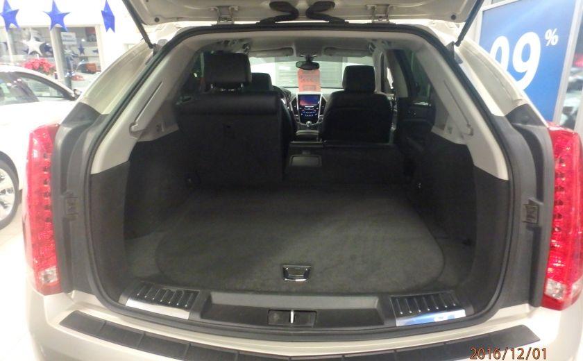 2014 Cadillac SRX Base #8