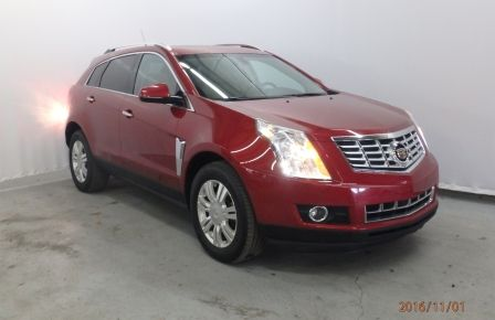 2013 Cadillac SRX Luxury #0