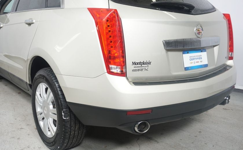 2013 Cadillac SRX Leather Collection #4