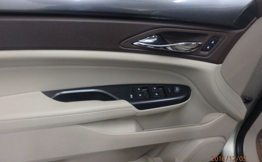 2013 Cadillac SRX Leather Collection #8