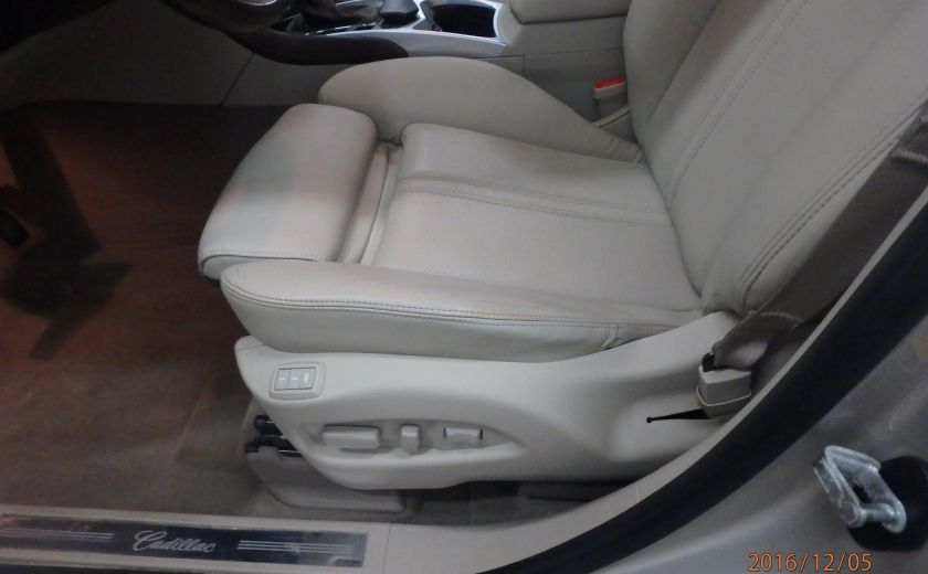 2013 Cadillac SRX Leather Collection #9