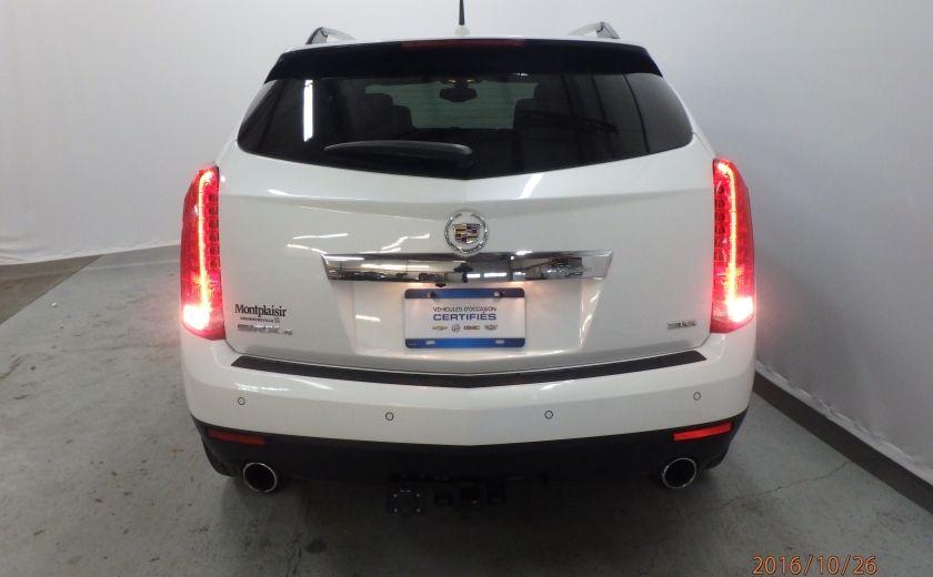 2014 Cadillac SRX Luxury #2