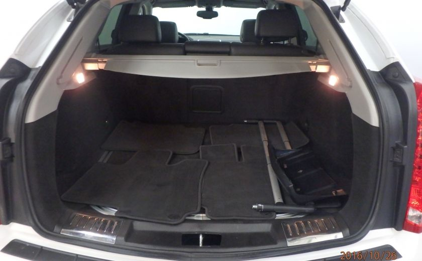 2014 Cadillac SRX Luxury #4