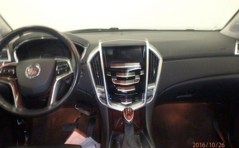 2014 Cadillac SRX Luxury #8