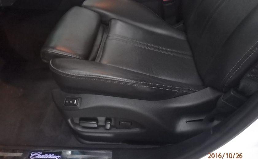 2014 Cadillac SRX Luxury #9
