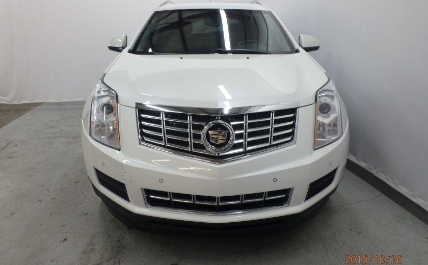 2014 Cadillac SRX Luxury #22