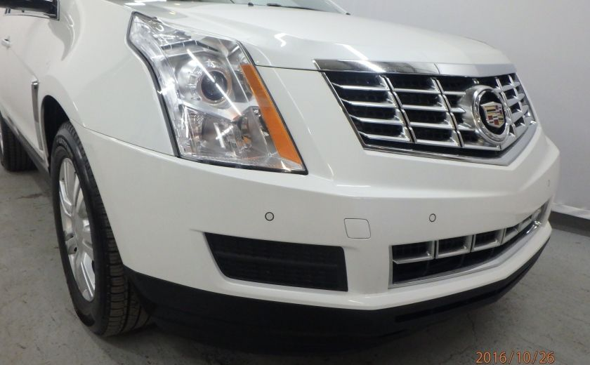 2014 Cadillac SRX Luxury #23