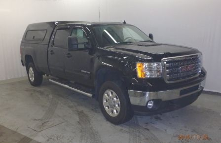 2014 GMC Sierra 2500HD SLE #0