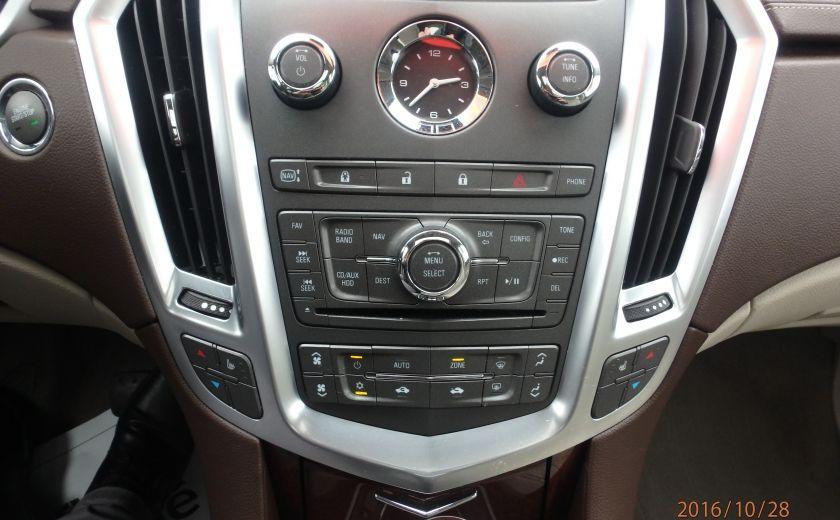 2012 Cadillac SRX Performance #38