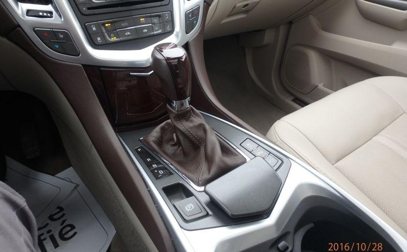 2012 Cadillac SRX Performance #39