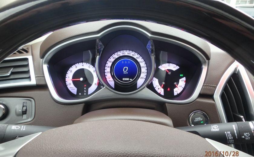 2012 Cadillac SRX Performance #43