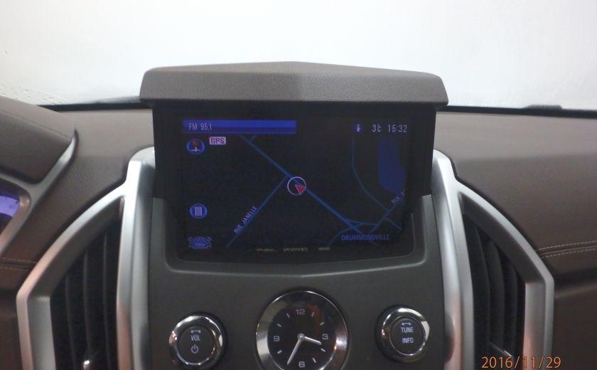 2012 Cadillac SRX Performance #9