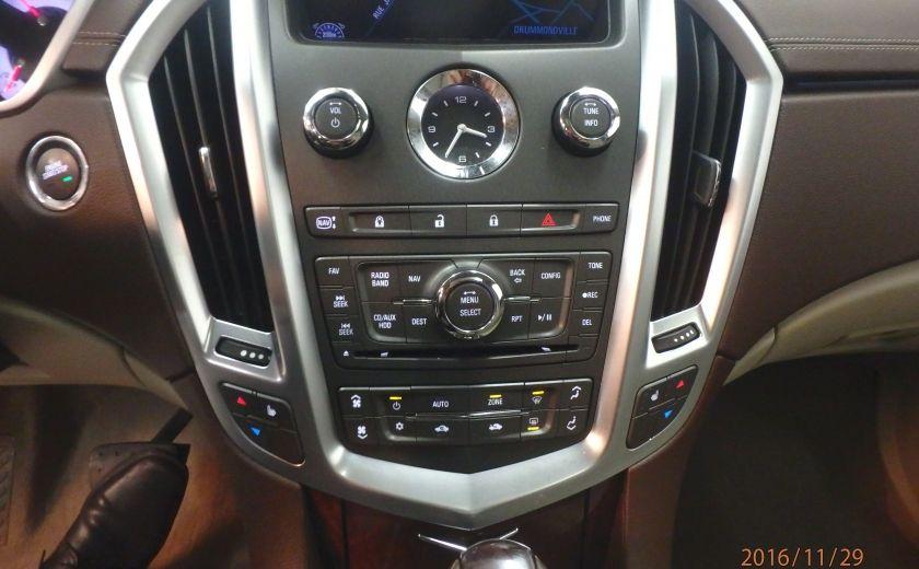 2012 Cadillac SRX Performance #10