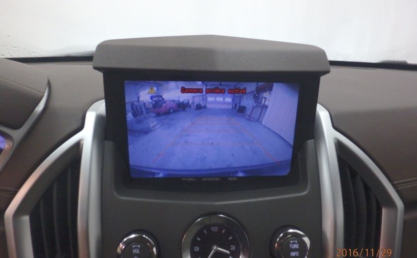 2012 Cadillac SRX Performance #13