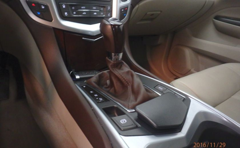 2012 Cadillac SRX Performance #15