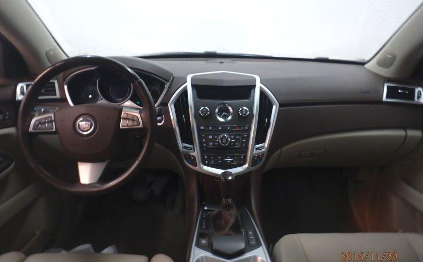 2012 Cadillac SRX Performance #16