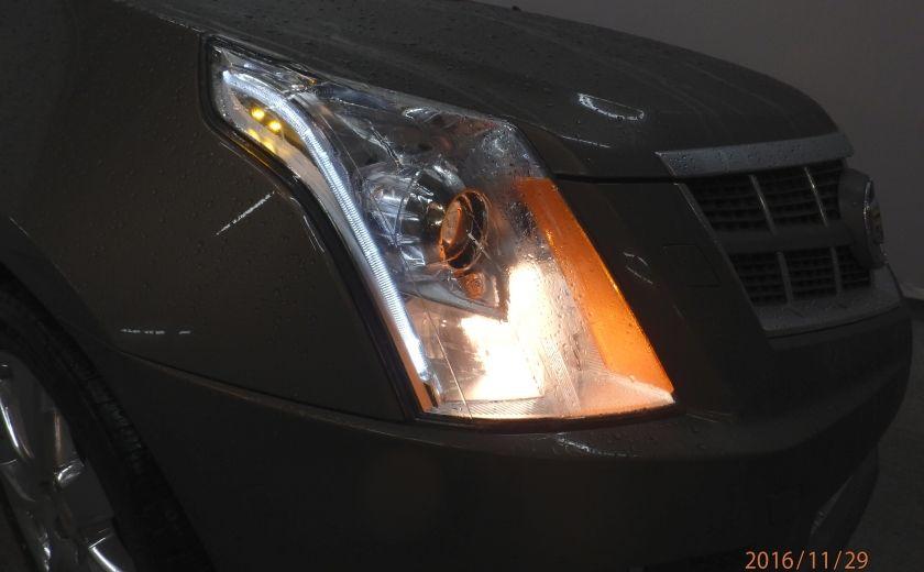 2012 Cadillac SRX Performance #20