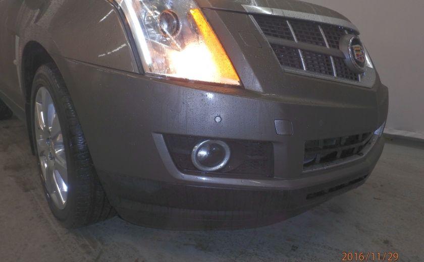2012 Cadillac SRX Performance #21
