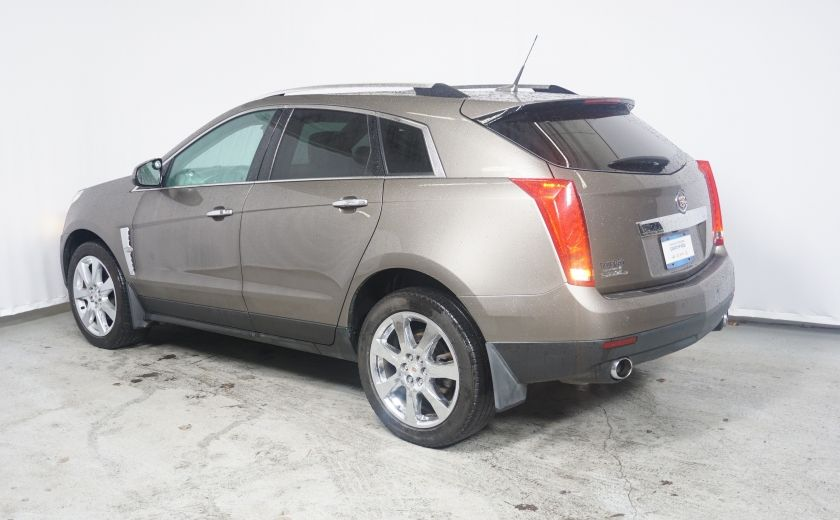 2012 Cadillac SRX Performance #24