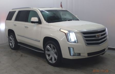 2015 Cadillac Escalade Luxury #0