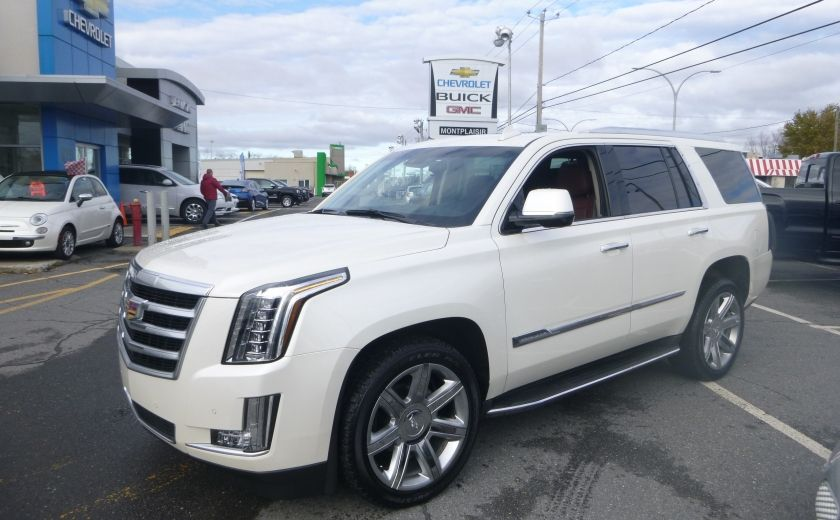 2015 Cadillac Escalade Luxury #23