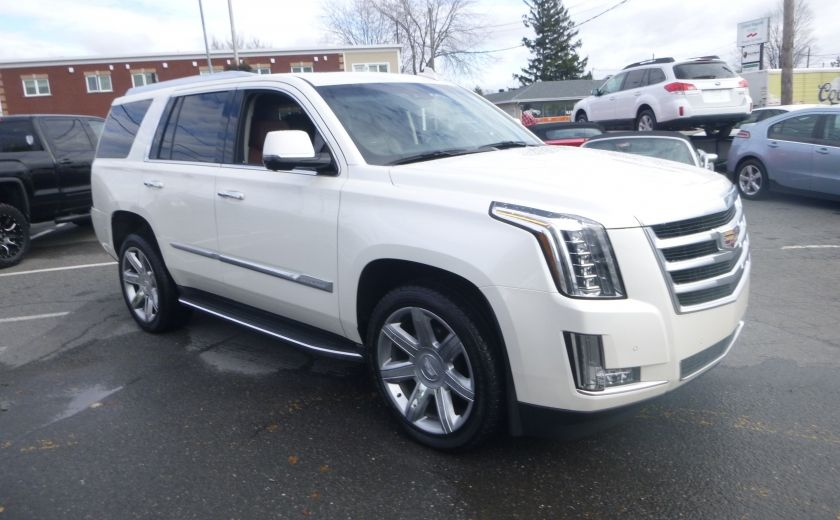 2015 Cadillac Escalade Luxury #25
