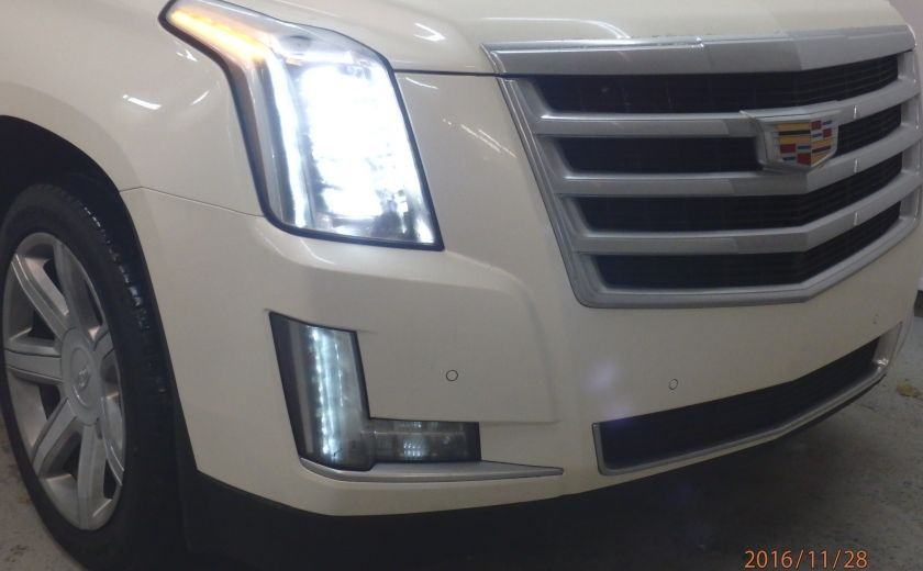 2015 Cadillac Escalade Luxury #34