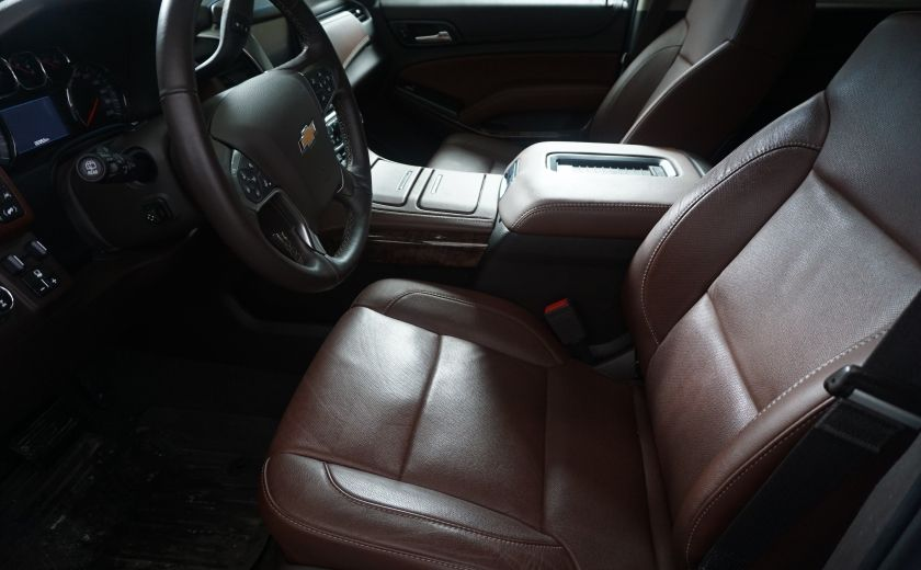2016 Chevrolet Suburban LTZ #7